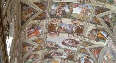 Photo of Church Sistine chapel at Italy