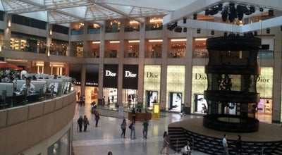 Photo of Mall The Landmark at 12-16 Des Voeux Rd C, Central, Hong Kong