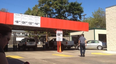 Photo of Automotive Shop The Arbor Car Wash at 3120 Guadalupe St, Austin, TX 78705, United States