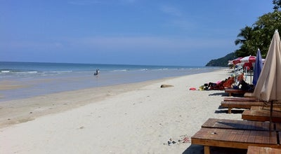 Photo of Beach หาดทรายขาว (White Sand Beach) at Whole Area!, Koh Chang 23170, Thailand