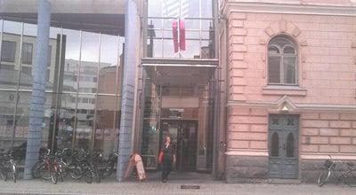 Photo of Art Gallery Kulttuuritalo Valve at Hallituskatu 7, Oulu 90100, Finland