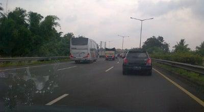Photo of Playground Depan toll JORR Bintaro-BSD at Jakarta selatan, Indonesia