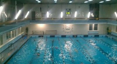 Photo of Pool Бассейн Колледжа информатизации и управления at Просп. Энгельса, 23, Санкт-Петербург, Russia