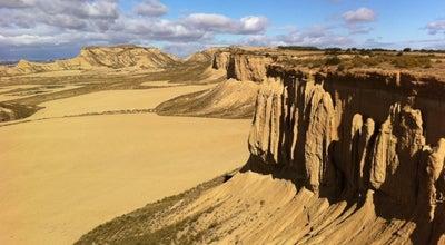 Photo of Scenic Lookout Parque Natural de las Bardenas Reales at Carretera Del Parque Natural, Km. 6, Arguedas 31513, Spain