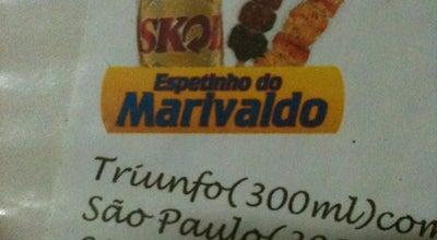 Photo of Bar Espetinho do Marivaldo at Av. Francisco Mathias Rolim, Cajazeiras 58900-000, Brazil