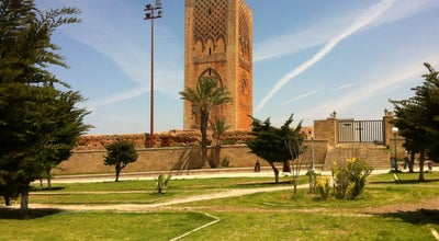 Photo of Historic Site Tour Hassan at Rabat, Morocco