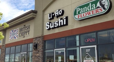 Photo of Sushi Restaurant Li-Ao Sushi at ]231 - 2335 162 Ave. Sw, Calgary, Al T2Y 4S6, Canada