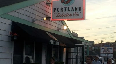 Photo of Seafood Restaurant Portland Lobster Company at 180 Commercial St, Portland, ME 04101, United States