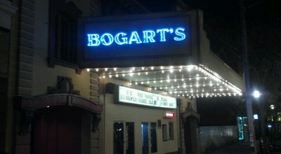 Photo of Music Venue Bogart's at 2621 Vine St, Cincinnati, OH 45219, United States