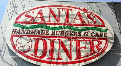 Photo of Burger Joint Santas Diner at 屋島西町2506-17, 高松市 761-0113, Japan