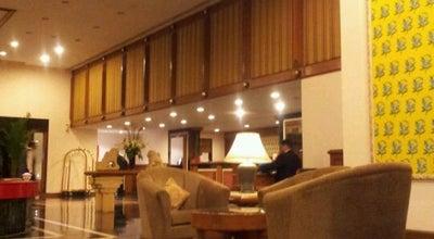 Photo of Speakeasy The Gateway Hotel Ummed Ahmedabad at International Airport Circle, Ahmedabad 380001, India