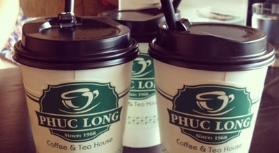 Photo of Cafe Phúc Long Coffee & Tea House @ Crescent Mall at Crescent Mall, Ho Chi Minh City, Vietnam