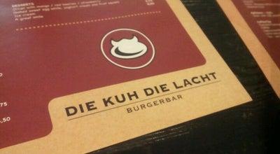 Photo of Burger Joint Die Kuh die lacht at Schillerstr. 28, Frankfurt am Main 60313, Germany