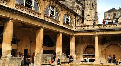 Photo of Historic Site The Roman Baths at Stall St, Bath BA1 1LZ, United Kingdom