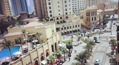 Photo of Plaza ممشى الجي بي آر at Jbr Rd., Dubai, United Arab Emirates
