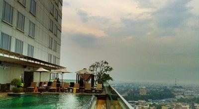 Photo of Hotel JW Marriott Hotel Medan at Jalan Putri Hijau No. 10, Medan 20111, Indonesia