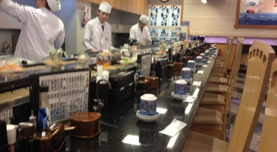 Photo of Sushi Restaurant きときと寿し 野々市店 at 粟田5-74-1, 野々市市 921-8823, Japan