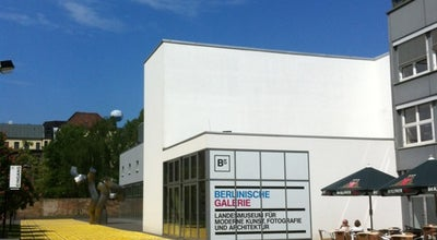Photo of Art Museum Berlinische Galerie at Alte Jakobstr. 124-128, Berlin 10969, Germany