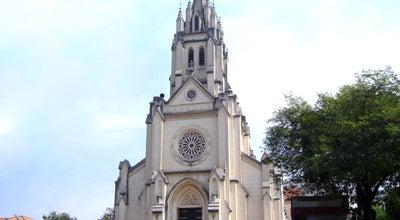 Photo of Church Paróquia São Sebastião at R. Pe. Manuel Guinaut, 74, Valinhos 13270-030, Brazil