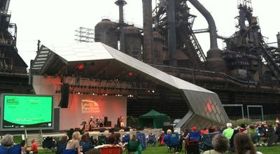 Photo of Jazz Club Levitt Pavilion at 101 Founders Way, Bethlehem, PA 18015, United States