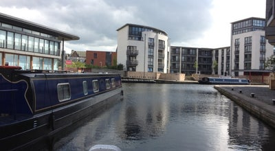 Photo of Harbor / Marina Union Canal at Edinburgh Basin, Edinburgh, United Kingdom