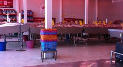 Photo of BBQ Joint ร้านหมูสมนึก แม่กลอง at Muang Samut Songkham, Thailand