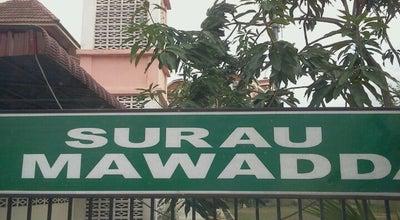 Photo of Mosque Surau Al-Mawaddah at Jalan Platinum 7/58, Shah Alam 40000, Malaysia