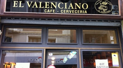 Photo of Cafe El Valenciano at León, Spain