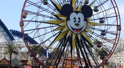 Photo of Theme Park Ride / Attraction Mickey's Fun Wheel at Paradise, Anaheim, CA 92802, United States
