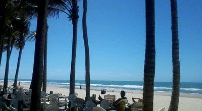 Photo of Brazilian Restaurant Barraca da Praia at Beach Park, Aquiraz, Brazil