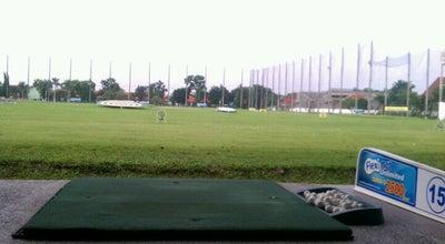 Photo of Golf Course Driving Range Brawijaya at Jl. Hayam Wuruk, Surabaya, Indonesia