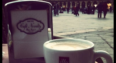 Photo of Cafe Café Novelty at Plaza Mayor, Salamanca 37002, Spain