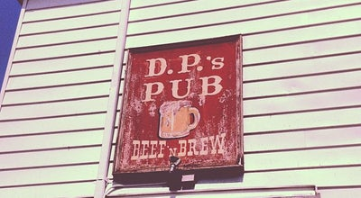 Photo of Bar D.P.'s Pub at 732 River Rd., Garfield, NJ 07026, United States