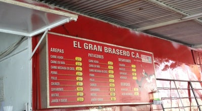 Photo of BBQ Joint Arepera El Gran Brasero at Venezuela