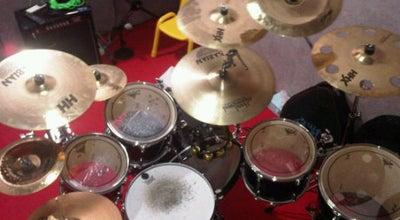 Photo of Concert Hall Calvin's Drum Studio at Kutisari Indah Utara 2 No. ##, Surabaya, Indonesia