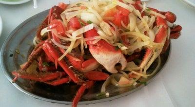Photo of Seafood Restaurant Restaurante Boa Vista at R. Onze De Junho, 140, São Vicente, Brazil