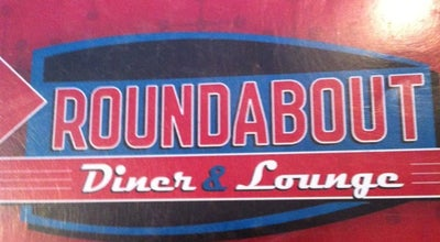 Photo of Diner Roundabout Diner & Lounge at 580 Us Highway 1 Byp, Portsmouth, NH 03801, United States