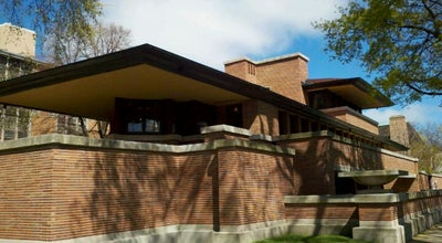 Photo of History Museum Frank Lloyd Wright Robie House at 5757 S Woodlawn Ave, Chicago, IL 60637, United States