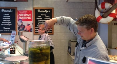 Photo of Fish Market Visspecialist Timmers at Heyhoefpromenade 87, Tilburg 5043RB, Netherlands