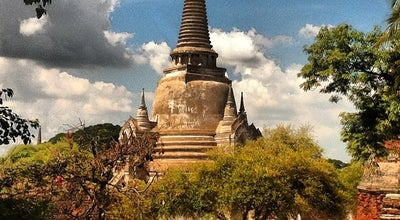 Photo of Historic Site อุทยานประวัติศาสตร์พระนครศรีอยุธยา (Ayutthaya Historical Park) at Sri San Phet Rd., Phra Nakhon Si Ayutthaya 13000, Thailand