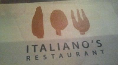 Photo of Italian Restaurant Italiano's at 8146 Fm 1960 Rd E, Humble, TX 77346, United States