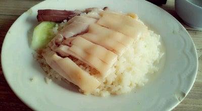 Photo of Asian Restaurant ข้าวมันไก่เจ๊แว่น at Mae Sot 63110, Thailand