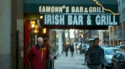 Photo of Nightclub Eamonn's Bar & Grill at 9 E 45th St, New York City, NY 10017, United States