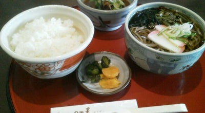 Photo of Japanese Restaurant そば工房 旺麦 at 下野5022, 中津川市, Japan