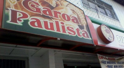 Photo of Bakery Padaria Garoa Paulista at Av. Água Funda, 876, Diadema 09930-360, Brazil