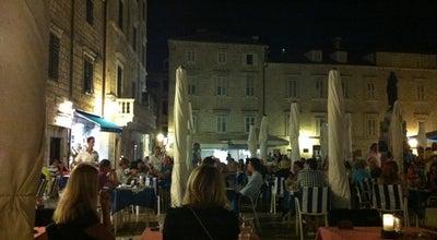 Photo of Italian Restaurant Pizzeria Castro at Gundulićeva Poljana 5, Dubrovnik 20000, Croatia