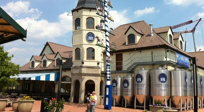 Photo of German Restaurant Hofbräuhaus Pittsburgh at 2705 S Water St, Pittsburgh, PA 15203, United States
