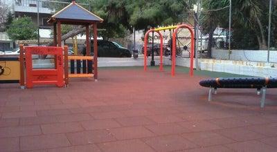 Photo of Playground Παιδική Χαρά at Αμφιτρίτης, Παλαιόν Φάληρον, Greece