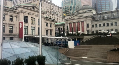 Photo of Plaza Robson Square at 800 Robson St., Vancouver, BC V6Z 3B7, Canada