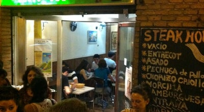 Photo of BBQ Joint La Malandrina at Calle Almirante Cervera Numero 5, Barcelona 08003, Spain